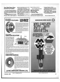 Maritime Reporter Magazine, page 21,  Nov 1992