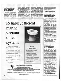 Maritime Reporter Magazine, page 22,  Nov 1992