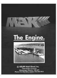 Maritime Reporter Magazine, page 23,  Nov 1992