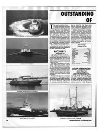 Maritime Reporter Magazine, page 24,  Nov 1992