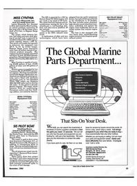 Maritime Reporter Magazine, page 31,  Nov 1992