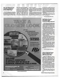 Maritime Reporter Magazine, page 6,  Nov 1992