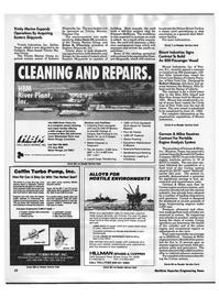 Maritime Reporter Magazine, page 8,  Dec 1992