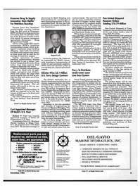 Maritime Reporter Magazine, page 9,  Dec 1992 California