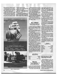 Maritime Reporter Magazine, page 18,  Dec 1992 George Washington