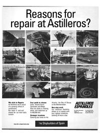Maritime Reporter Magazine, page 19,  Dec 1992 Spain