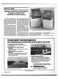 Maritime Reporter Magazine, page 21,  Dec 1992