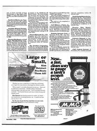 Maritime Reporter Magazine, page 25,  Dec 1992 California