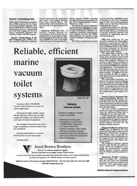 Maritime Reporter Magazine, page 26,  Dec 1992 Georgia