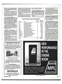 Maritime Reporter Magazine, page 27,  Dec 1992 Mississippi