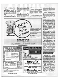 Maritime Reporter Magazine, page 28,  Dec 1992 Washington
