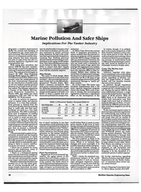 Maritime Reporter Magazine, page 34,  Dec 1992 media attention