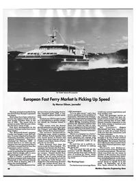Maritime Reporter Magazine, page 36,  Dec 1992 Mats Kling