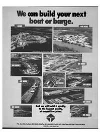 Maritime Reporter Magazine, page 37,  Dec 1992 Halter Marine Inc.