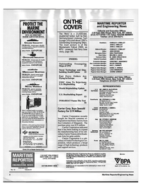 Maritime Reporter Magazine, page 2,  Dec 1992