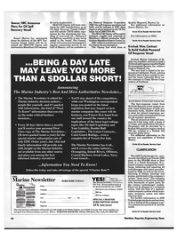 Maritime Reporter Magazine, page 42,  Dec 1992 Oregon