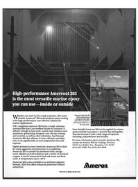 Maritime Reporter Magazine, page 43,  Dec 1992