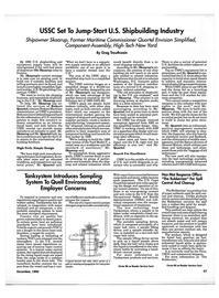Maritime Reporter Magazine, page 45,  Dec 1992