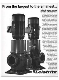 Maritime Reporter Magazine, page 3,  Dec 1992 Leistritz Corporation