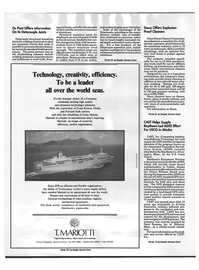 Maritime Reporter Magazine, page 48,  Dec 1992 the company
