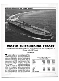 Maritime Reporter Magazine, page 49,  Dec 1992 Italy