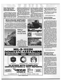 Maritime Reporter Magazine, page 52,  Dec 1992 Mississippi