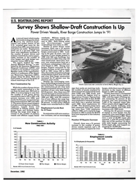 Maritime Reporter Magazine, page 53,  Dec 1992
