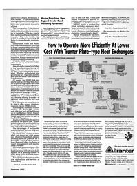 Maritime Reporter Magazine, page 57,  Dec 1992