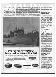 Maritime Reporter Magazine, page 4,  Dec 1992