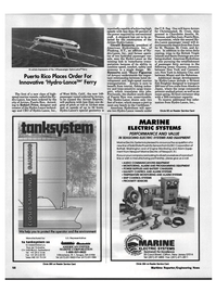 Maritime Reporter Magazine, page 58,  Dec 1992