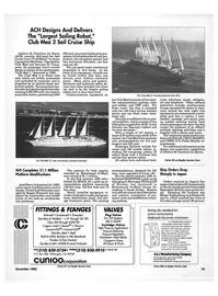 Maritime Reporter Magazine, page 59,  Dec 1992