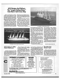 Maritime Reporter Magazine, page 61,  Dec 1992