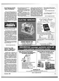 Maritime Reporter Magazine, page 63,  Dec 1992