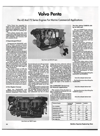 Maritime Reporter Magazine, page 66,  Dec 1992 Volvo