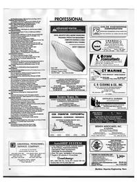 Maritime Reporter Magazine, page 70,  Dec 1992