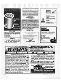 Maritime Reporter Magazine, page 74,  Dec 1992