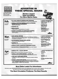 Maritime Reporter Magazine, page 76,  Dec 1992 Texas