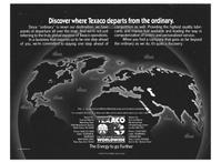 Maritime Reporter Magazine, page 4th Cover,  Dec 1992 Texaco Inc.