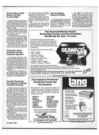 Maritime Reporter Magazine, page 7,  Dec 1992 Colorado