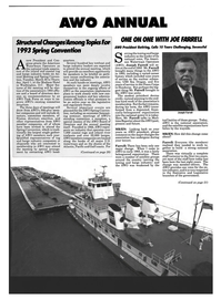 Maritime Reporter Magazine, page 17,  Mar 1993