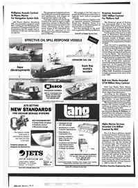 Maritime Reporter Magazine, page 26,  Mar 1993