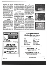 Maritime Reporter Magazine, page 31,  Mar 1993 crowave device technology