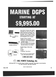 Maritime Reporter Magazine, page 37,  Mar 1993 UK Office