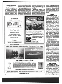 Maritime Reporter Magazine, page 38,  Mar 1993 Washington