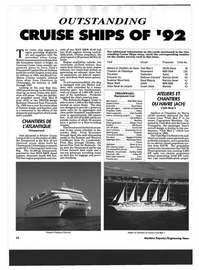 Maritime Reporter Magazine, page 42,  Mar 1993