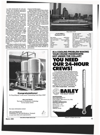 Maritime Reporter Magazine, page 43,  Mar 1993