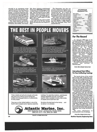 Maritime Reporter Magazine, page 52,  Mar 1993