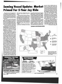 Maritime Reporter Magazine, page 57,  Mar 1993