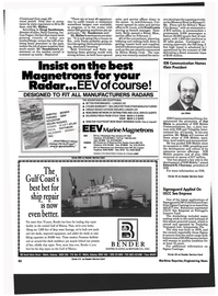 Maritime Reporter Magazine, page 58,  Mar 1993