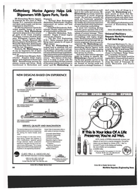Maritime Reporter Magazine, page 62,  Mar 1993 Washington